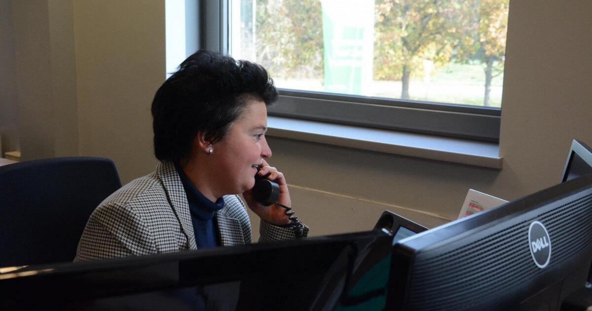 Collega Miranda vertelt over werken bij AVT.